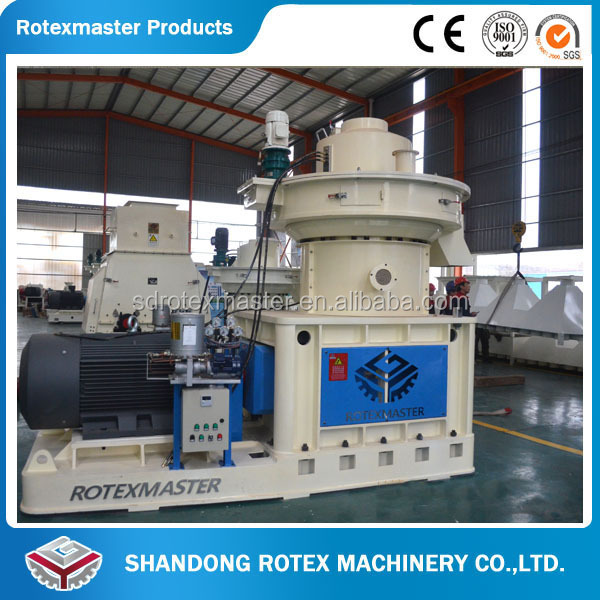 New product top sell wood rice husk pellet machine