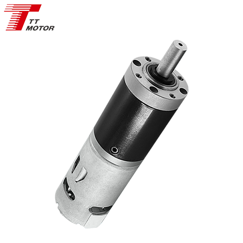 42mm small diamter 6v brushed dc 30w electric car motor