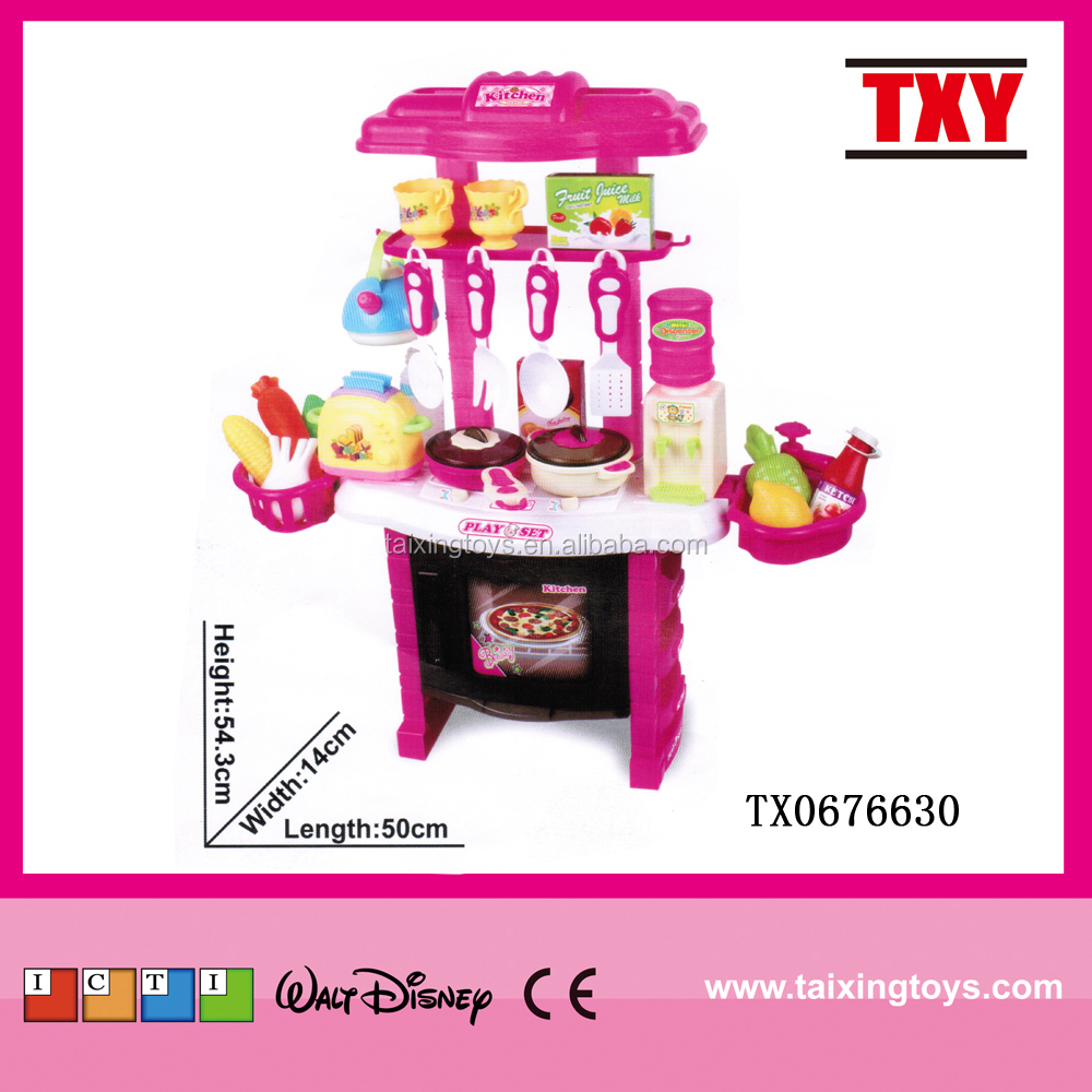 Kids Preschool Educational Toys Kitchen Play set Children Pretend Play Toys
