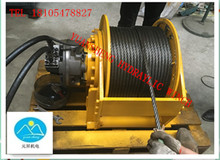 used hydraulic winch for bulldozer