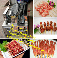 electric rotary kebab griller