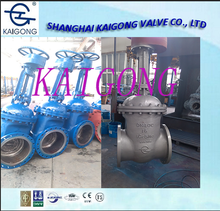 Big Size Rising Stem WCB Gate Valve