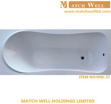 best selling round baby stainless steel bathtub