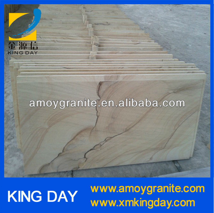 China yellow veined sandstone