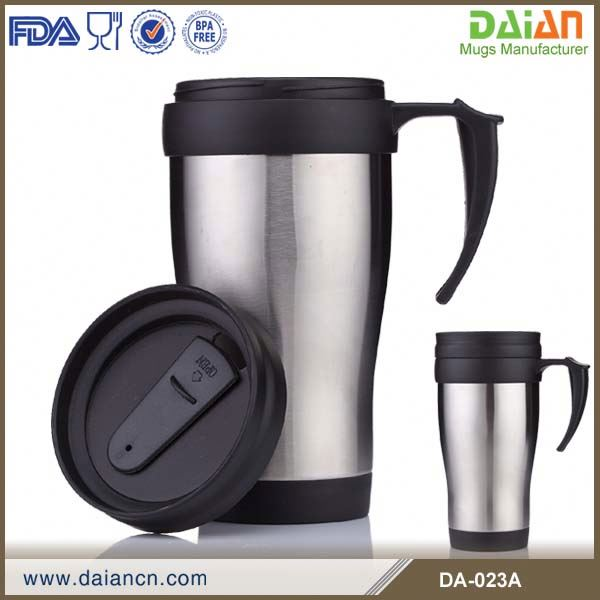 Customized thermo cup for tea manufacturers