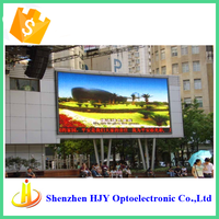 hot sale P8 outdoor advertising led display in electronice sings