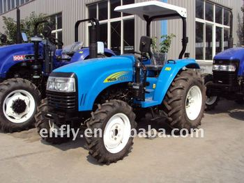 Hot sale in Australia ENFLY tractor DQ554 55hp 4WD farm tractor, agricultural tractor, wheel tractor