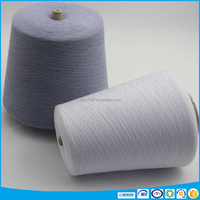 yarn factory sale 5050 cotton polyester blended cool touch yarn for knitting