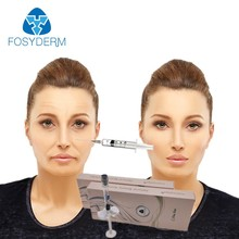 Fosyderm BDDE Cross-linked Agent and <strong>1</strong> <strong>x</strong> 2cc Volume Injectable Dermal Filler