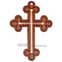 Wooden Catholic Crosses