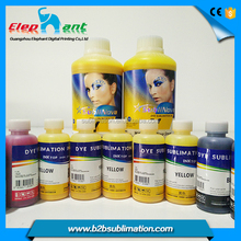 hot sale fluorescent sublimation ink for dye sublimation