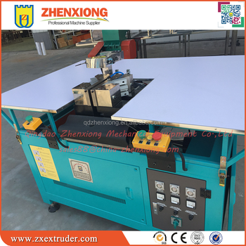 automatic pvc profile welding machine for refrigerator door gasket