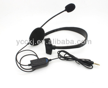 2014 Latest Game Accessories for PS4 Play Station 4 Wired Chat Headset