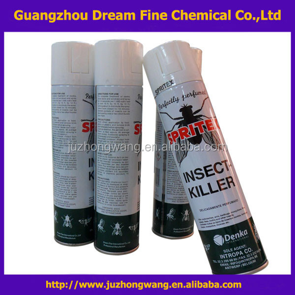 No.1 sale brand alcohol based Mosquito Cockroach Fly Spray Insecticide