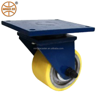 Extra Heavy Duty 910Serie polyurethane Industrial Caster in competetive price