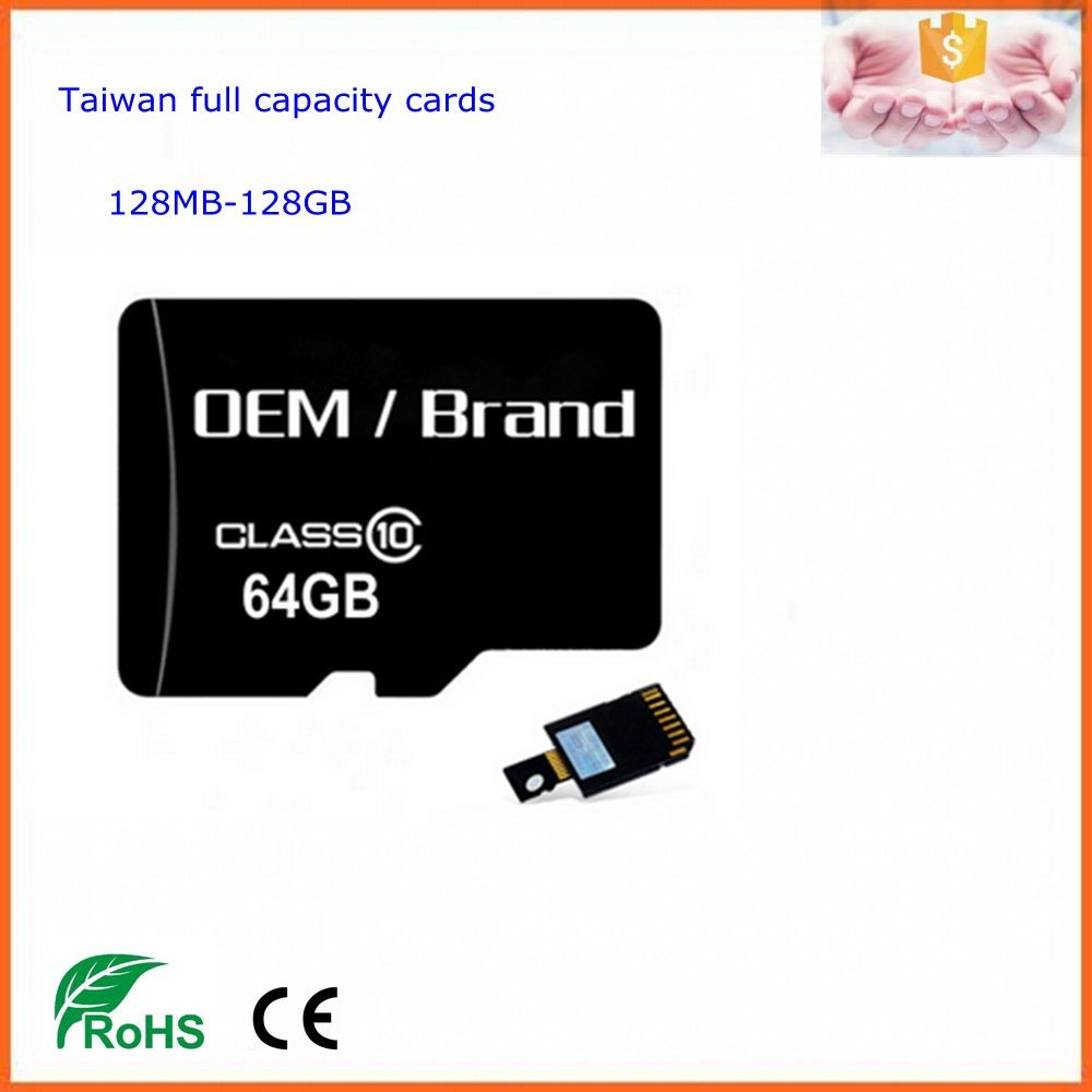 2016 factory wholesale bulk micro 8gb 32gb 64gb class 10 128gb 256gb 512gb sd tf memory card
