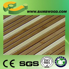Friendly 3d exterior decorative bamboo wall covering