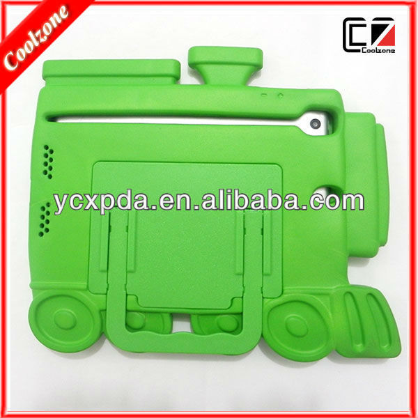 train style EVA case for ipad mini accessories