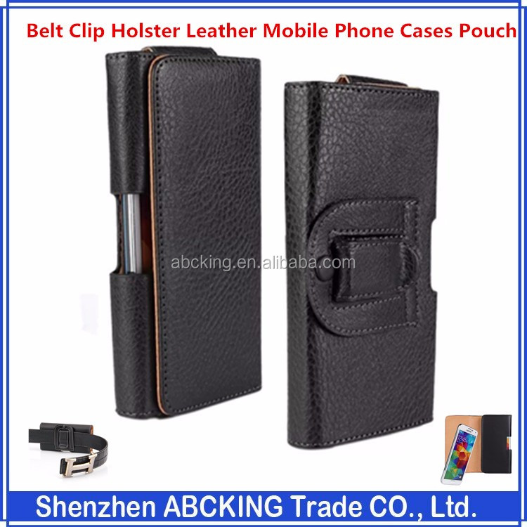 Belt Clip Holster PU Leather Pouch Case Cover for iPhone 6 6S Belt Clip Case