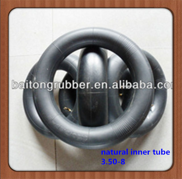 Motorcycle tyre inner tube 3.50-8 golden boy motorcycle inner tube High Quality Direct Manufacturer