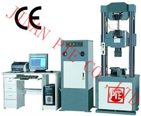 WAW-EI Textile and Concrete Testing Equipment