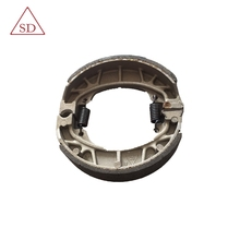 Mintye brake pad and brake shoes CG125 brake shoe