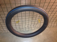 Butyl and Natural Rubber Motorcycle Inner Tube 3.00-17