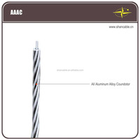 All Aluminum Alloy Conductor bare Aluminum conductor best price ,factory supply