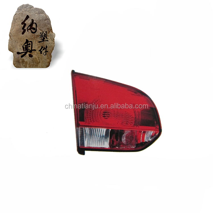 The most popular best quality car round taillight for vw golf 6