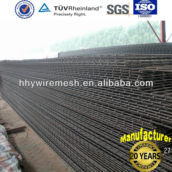 horticulture welded concrete mesh as tree guards or plant protection (factory)