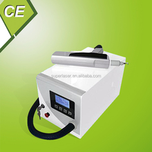 New professional good portable nd yag laser sale with CE