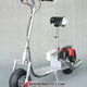 Mini Folding 49cc 50cc Cheap Gas Scooter Low price folding gas scooter