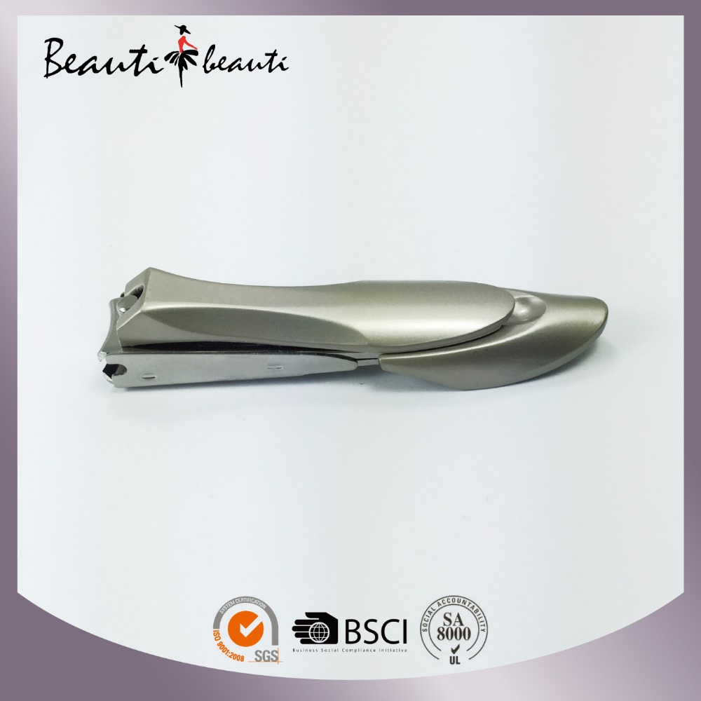 2016 Professional Heavy Duty Nail Clipper with Pearl colour finishing