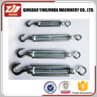 hook and eye turnbuckle rigging cast iron turnbuckles