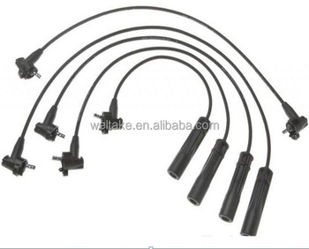 silicone Ignition Wires and cables for TY 90919-21553