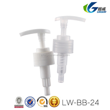 PP Plastic Type and Plastic Material 28/410 big cheap lotion hand pump