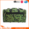 Outdoor customized army pattern travel fitness bag