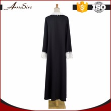 Double layer design cheap islamic clothing for women