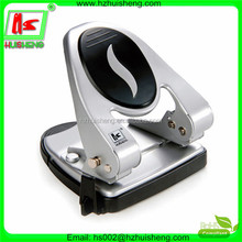stationery standard punch type double hole paper punch