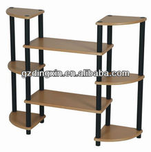 modern wooden lcd tv stand rack(DX-8727X)