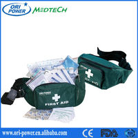 Wholesale FDA CE ISO approved promotional oem adventure wilderness first aid travel kit