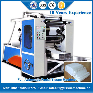 Factory price quality assurance Dry tissue V fold hand towel paper machinery for easy use