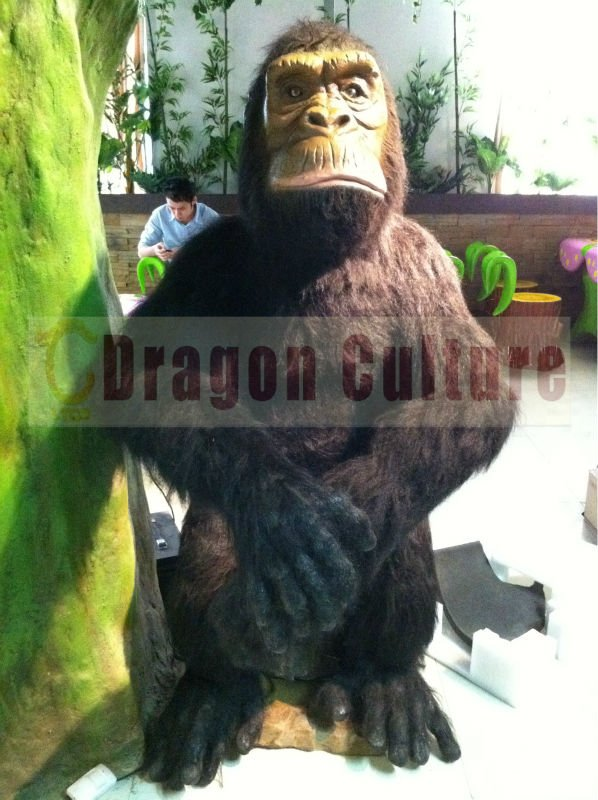 Indoor Simulation aimated King Kong
