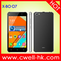 X-BO O7 5.0 Inch 2.5D Arc Touch Screen Quad Core Dual sim low Price 3G Android Cell Phone