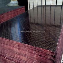 18mm WBP black/brown film faced plywood,shuttering formwork concrete plywood