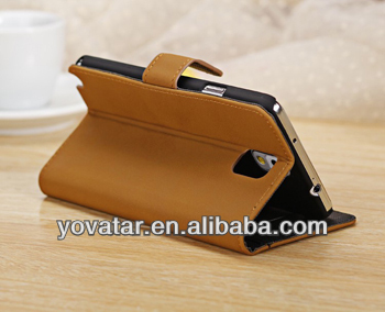 Retro style Wallet Leather Case for Samsung Note 3