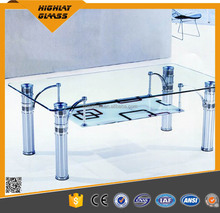 Insulated Furniture Glass for Dining Table