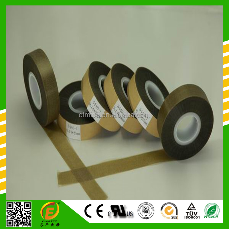 Tong Ma Epoxy Glass fiber dry mica tape;reinforced by alkali free glass cloth dry mica tape;soft mica tape for motor insulation