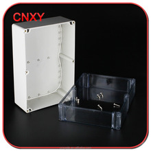 Cable gland cover plastic waterproof enclosure with ce