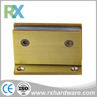 Steel adjustable shower door hinge frame parts